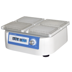Microplate Shaker for Microplates (Digital)